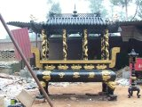 鐵香爐 2·5米高鑄鐵香爐