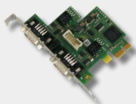 CAN-PCIe/402德国ESD公司can转PCIe接口卡