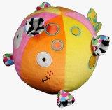 婴儿毛绒玩具球