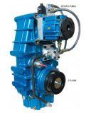连续油管车专用断轴分动箱
