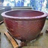 镇宅陶瓷风水缸 家居庭院装饰大缸 落地陶瓷大缸 厂家直销