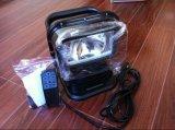智慧搖控車載探照燈海洋王T5180 氙氣強光探照燈LED車載探照燈