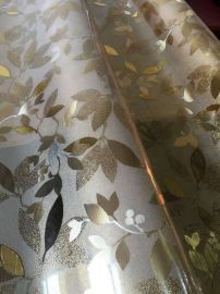 PVC防水防烫桌布软质玻璃透明餐桌布塑料桌垫免洗茶几垫台布