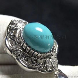绿松石怎么盘玩?绿松石手串项链搭配技巧 绿松石为什么那么贵 如心珠宝
