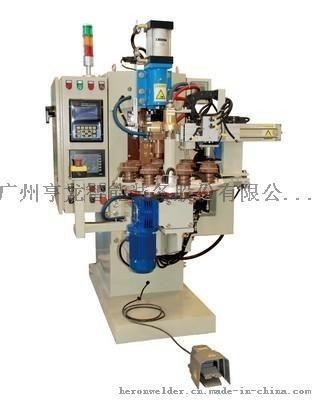 亨龙110KVA滤清器八工位逆变自动焊机DB-110-09001