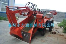 湖南长沙小型扒渣机 60型隧道自动扒碴机 永力通重工