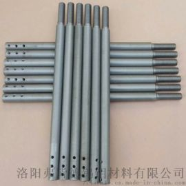耐腐蚀耐氧化高温强度高纯度高玻璃熔炉用钼电极