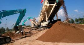 矿山石料破碎机 山东建筑垃圾处理破碎站设备厂家