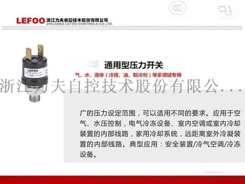 小型真空压力开关 电动汽车真空制动系统专用开关