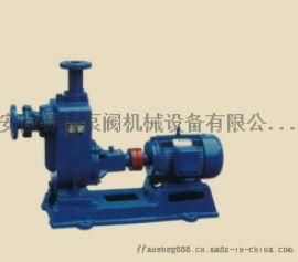ZX自吸离心泵  ZX自吸排污泵 ZX型卧式自吸泵