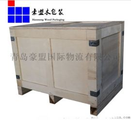 山东省木包装箱专业定做厂家直销质优价廉