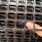 塑料養殖網廠 黑色方格塑料網 圈玉米塑料網