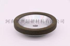 12C9树脂金刚石砂轮D100用于热喷涂