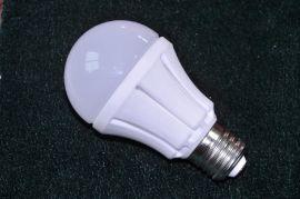 厂家直销散热器陶瓷LED球泡灯G70高效节能仅6W