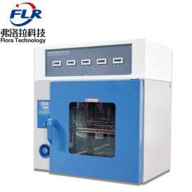恒温保持力试验机_高温持粘性测试仪_烘箱型持粘力测试仪