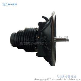 工业气动离合器 气动输出总成 江铃JX493发动机离合器总成  康明斯6BT离合器