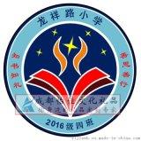 成都定做金屬校徽 金屬烤漆徽章 學校校徽班徽定製logo