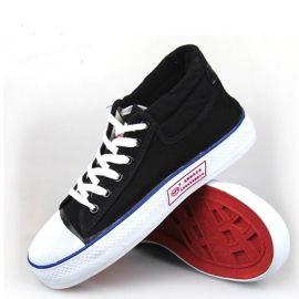 天津双安安全鞋绝缘耐高压布面胶鞋15KV 电工球鞋透气