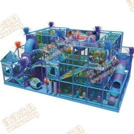 【汶汶玩具】遊樂新款大型室外戶外小區公園淘氣堡兒童設施