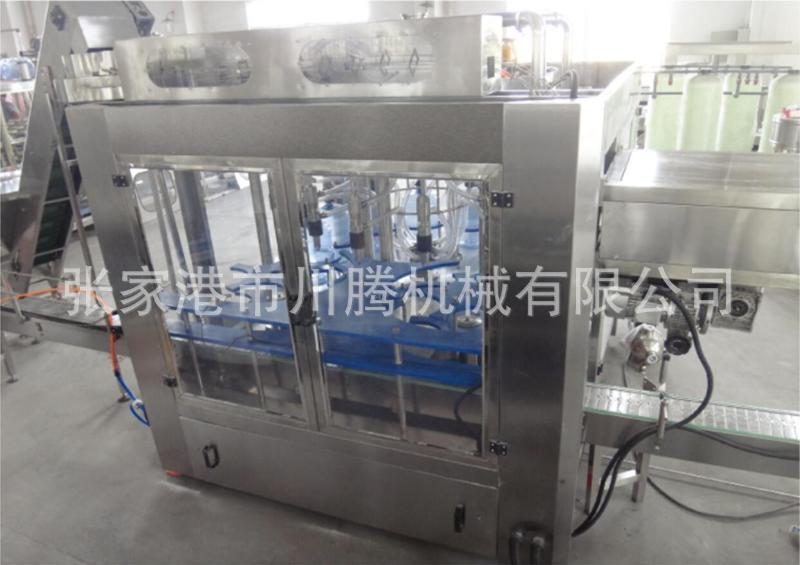 厂家直销/3加仑.5加仑.全自动桶装水灌装机