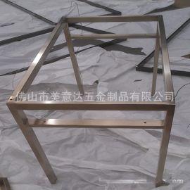化妆品展示柜 不锈钢展示架厂家 不锈钢展示架批发