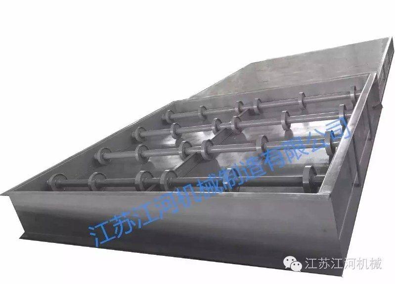 江河供应优质烟道插板阀