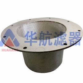厂家供应不锈钢烧结网滤筒 烧结网滤芯