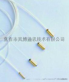 平面透镜光纤准直器3.2镀金管光纤准直器