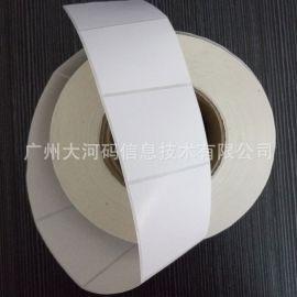 不可排廢易碎紙標籤/條碼不幹膠標籤/食品標籤/卷筒不幹膠標籤
