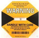 防震标签 物流监视器 厂家直销