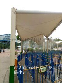 广州长隆景点喷雾降温长期合作商