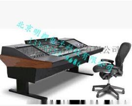 录音棚工作台编曲桌工作室音乐制作音频控制台