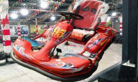 新款LQY828儿童电动卡丁车电动广场游乐卡丁车电动游乐设备玩具车