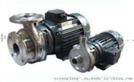 40JYF-13钜源牌316不锈钢耐腐蚀离心泵