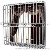 永奇锌钢防护窗防盗网锌钢百叶窗阳台栏杆厂