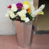 不鏽鋼八邊形花盆 定製花瓶