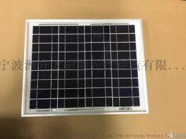 厂家直销多晶50W太阳能电池板