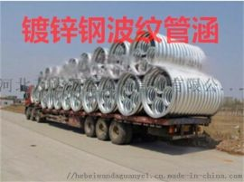 DNLGG50-8000钢波纹管涵