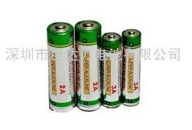 碱性电池(LR03、LR6)