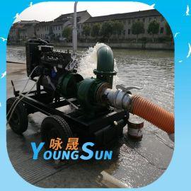 柴油机水泵机组250HW-8