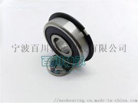 6201-2RSNR P5Z4级止动环轴承