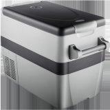 狄卡帕40L車載冰箱製冷車家兩用壓縮機製冷貨車用小型迷你冷凍冰櫃冷暖箱