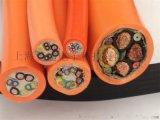 pur聚氨酯橙色护套伺服电缆