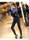 新款显瘦瑜伽服五件套装女运动套装女跑步衣服