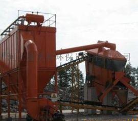 锤式破碎机除尘器结构应用