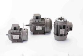 德東YS90S-4 1.1KW B3三相鋁殼電機