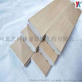 厂家供应篮球馆运动木地板 体育馆专用木地板现货直销