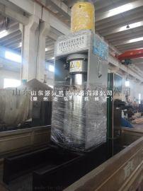 新型立式全自动花生大型液压榨油机