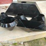 钢制圆形排水漏斗优惠促销 方圆形漏斗佰誉厂家