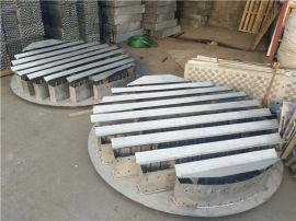 萍鄉科隆塔內件廠家金屬槽盤分布器可稱槽盤氣體分布器